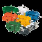 motores eléctricos nuevos y usados