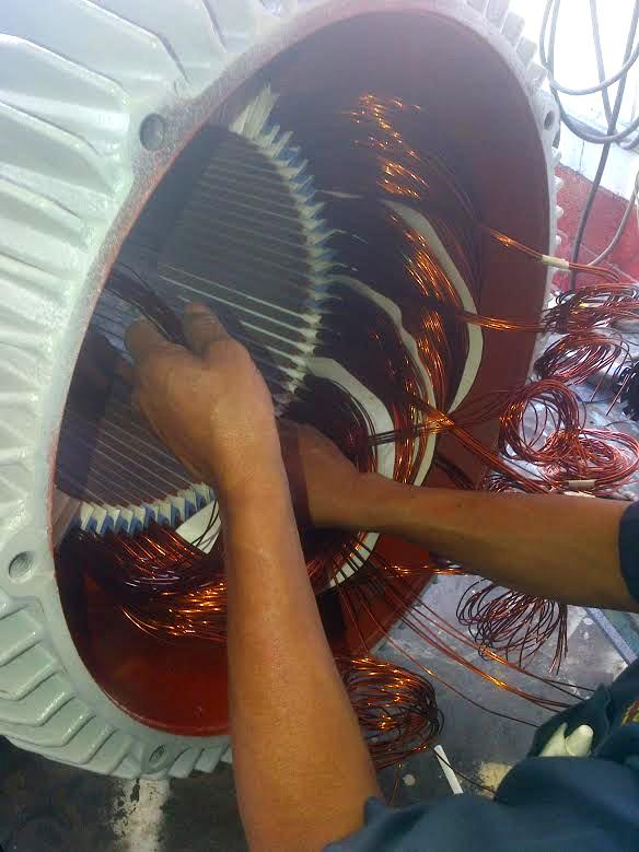instalacion de bobinas